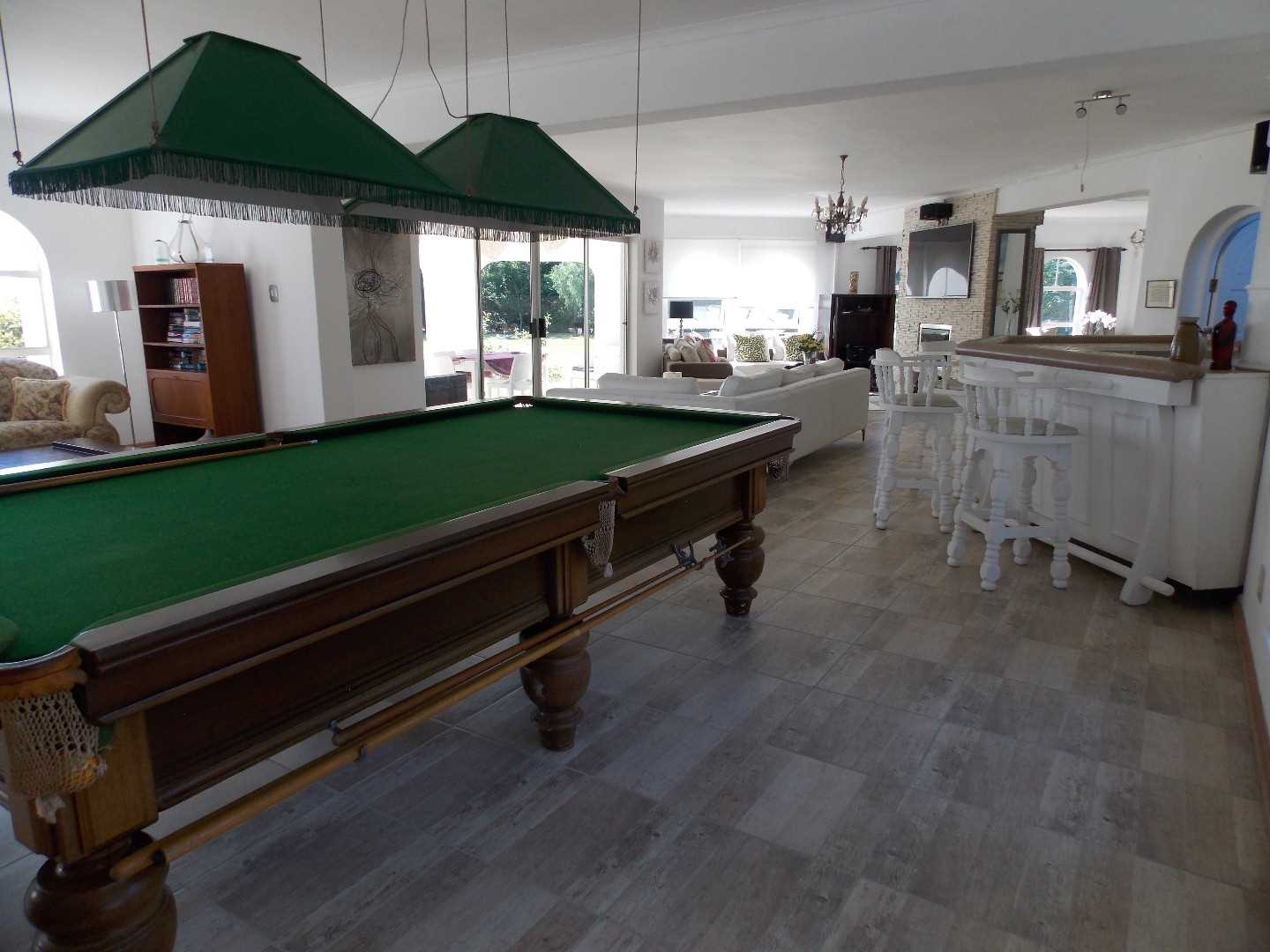 Play room in main house