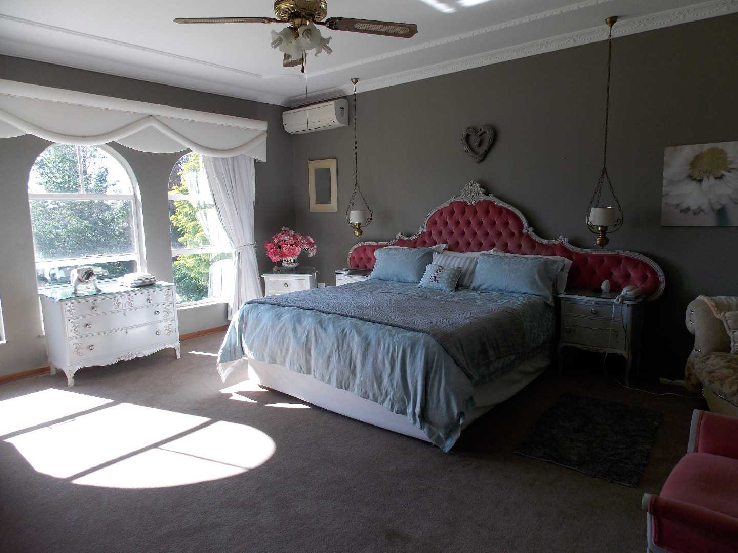 Main Bedroom with view of the dam