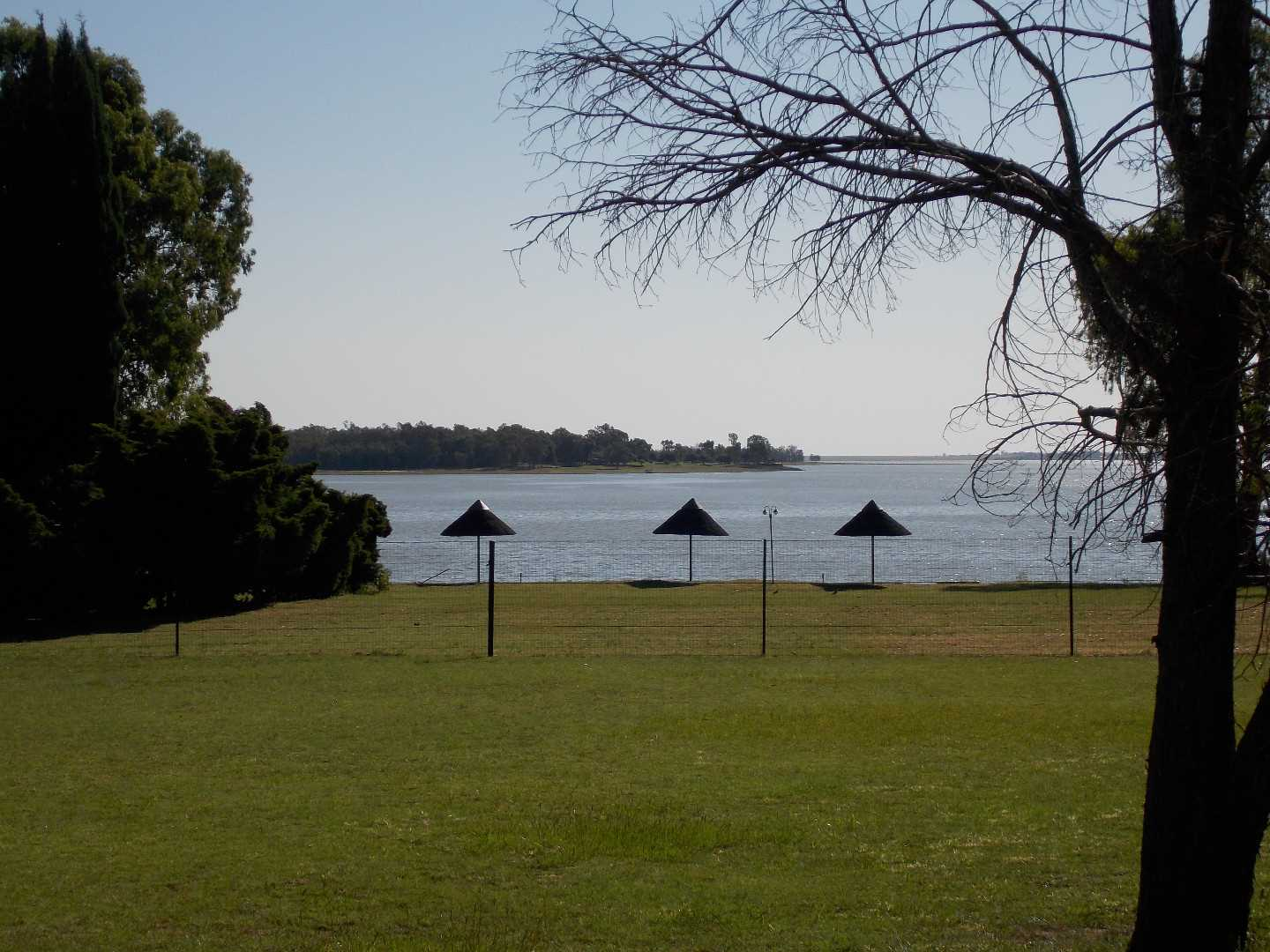 3.5 ha Plot with 100m private waterfront