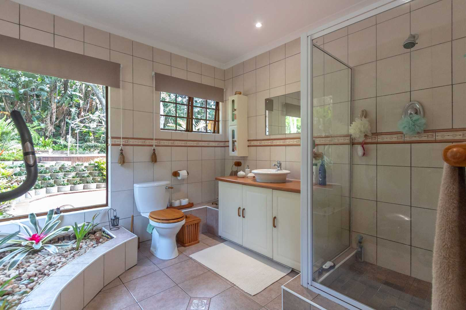Bring nature into your shower