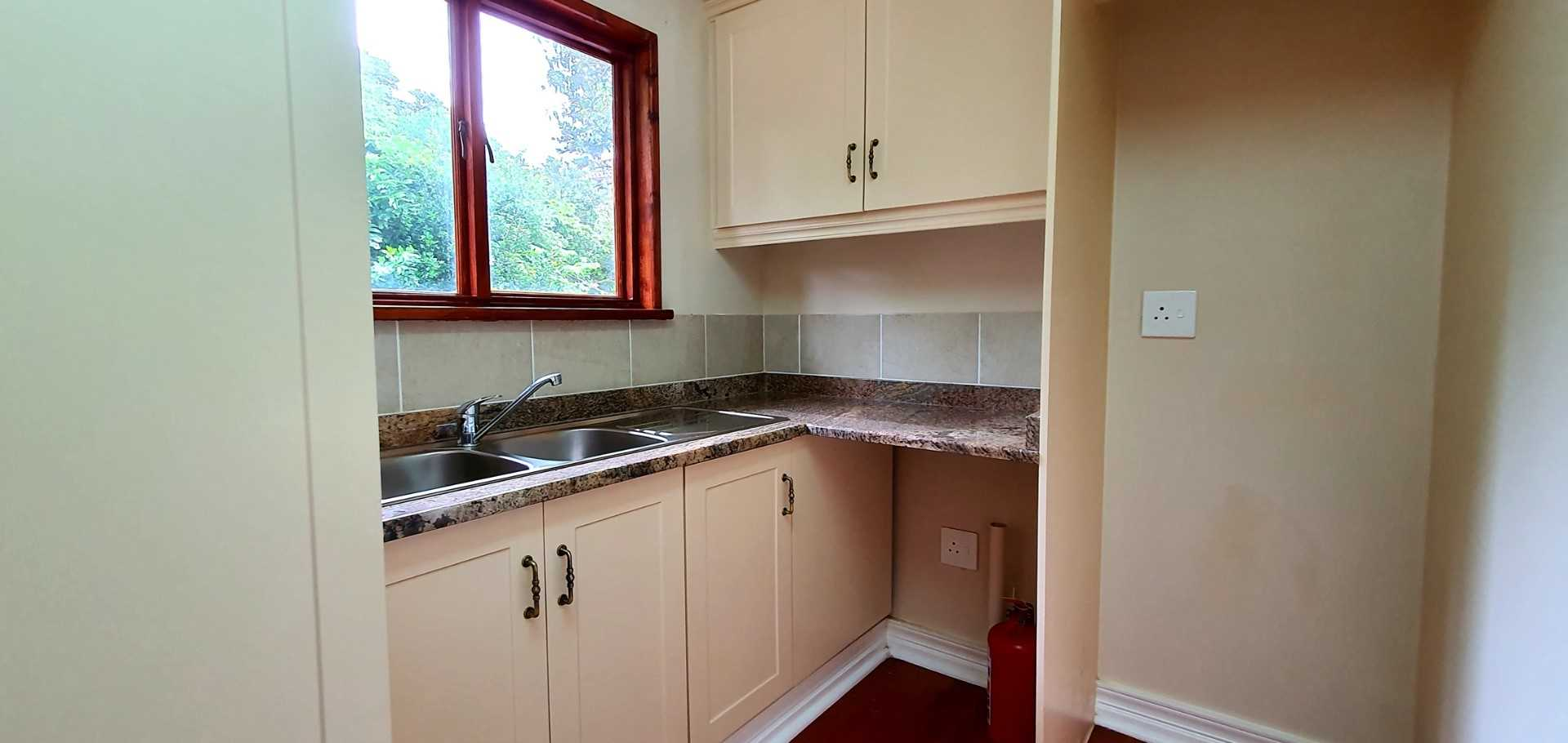 Scullery off the kitchen