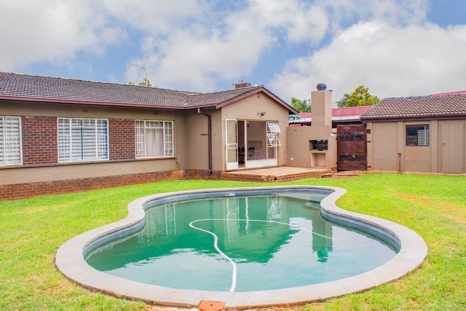 Secure Family Home in Alberton